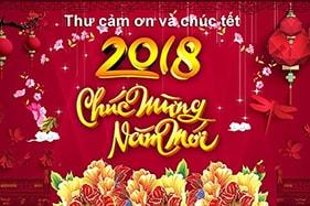 Thư cảm ơn và chúc tết của TTZ Việt Nam gửi đến quý khách hàng và đối tác
