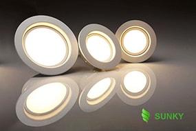 4 sự thật ít người biết về đèn led chiếu sáng