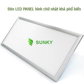 Ưu điểm của đèn led panel