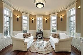 Chọn đèn tường và cách lắp đặt hiệu quả cho các phòng trong nhà