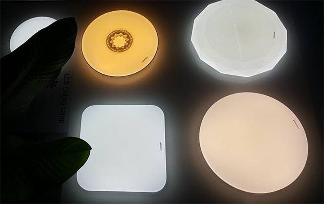 den led ốp trần kosoom - Lựa chọn đèn led