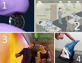 10 ứng dụng tiên tiến của công nghệ led