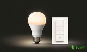 Tại sao đèn led nhà tôi bị mờ đi?