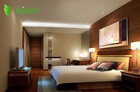 Những ý tưởng sử dụng đèn LED chiếu sáng phòng ngủ tuyệt vời