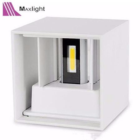 Đèn led gắn tường 10w ánh sáng vàng