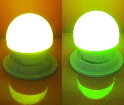Bóng đèn led w2 RGB FSL