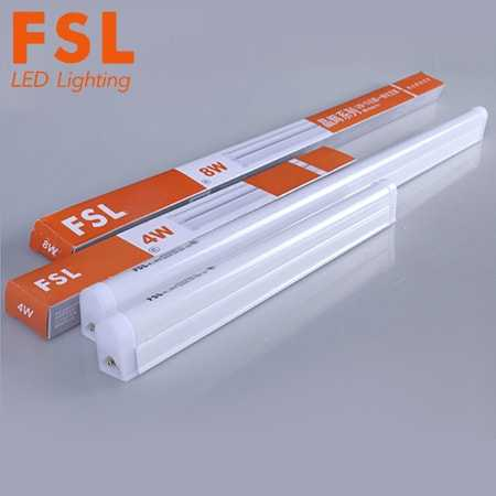 Bộ đèn tuýp led T5 liền máng - FSL