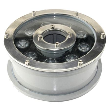 Đèn led âm nước bánh xe 9w