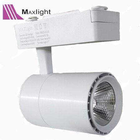 Đèn led rọi thanh ray chiếu điểm Maxlight