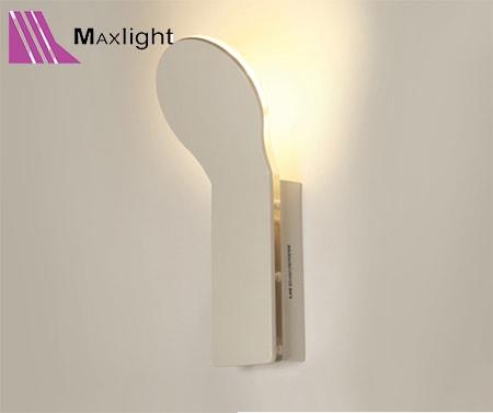 Đèn gắn tường Maxlight 9w ánh sáng vàng