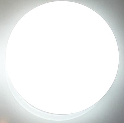 Ánh sáng trắng - đèn led ốp trần tròn 14w, 18w, 24w KOSOOM