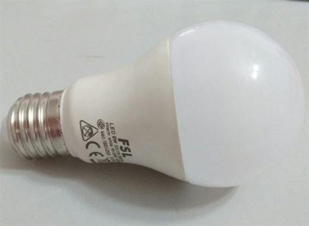 mau bong den led bulb tron fsl