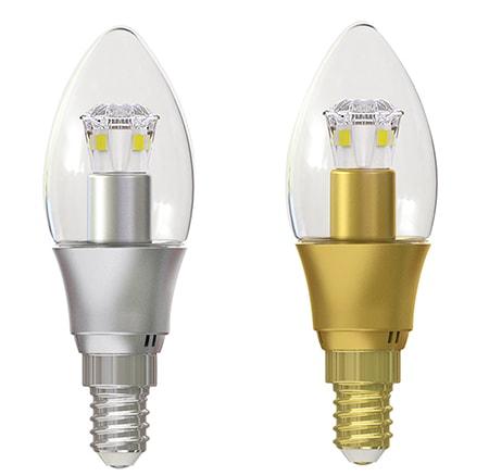 Bóng đèn led quả nhót - mẫu 4