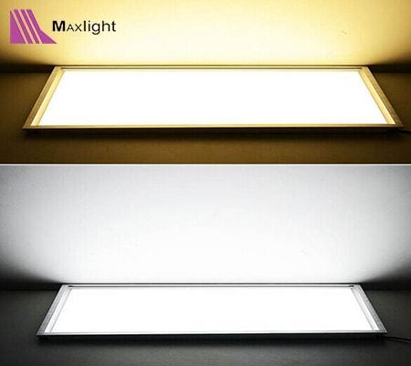 ánh sáng vàng ấm và trắng mát