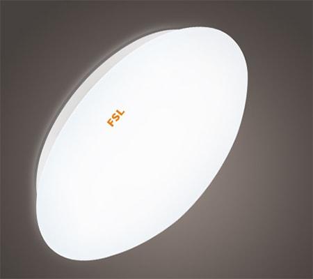 Mẫu mã sang trọng đẹp mắt - đèn led ốp trần tròn 14w, 18w, 26w FSL