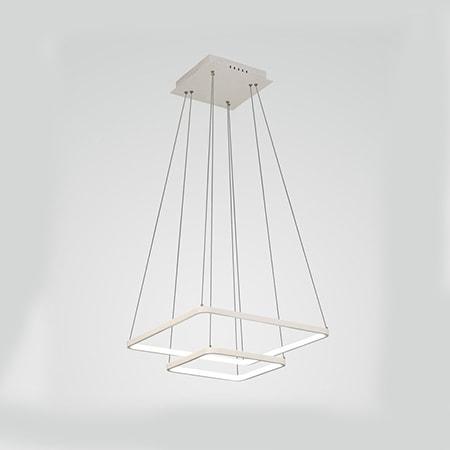 Đèn thả trần nhà bếp hình vuông BP6212