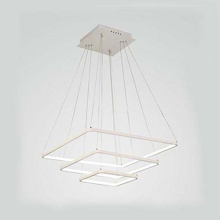 Đèn thả trần nhà bếp hình vuông BP6213