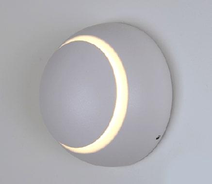 Đèn led gắn tường LWA010A-WH màu trắng