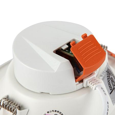 Nguồn điện đèn led âm trần đế dày FSD-401