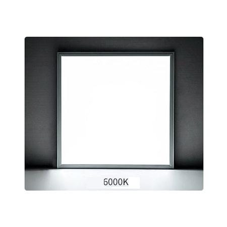 ánh sáng trắng 6000K