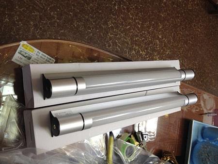 Bộ đôi đèn led gương 10w HML 5493