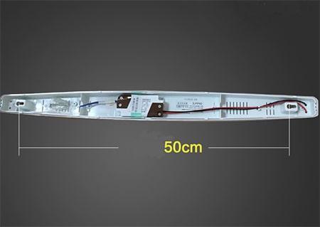 kích thước đèn led gương HML 5491
