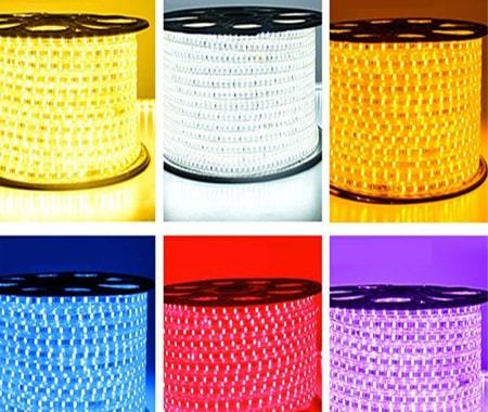 Đèn led dây đơn sắc