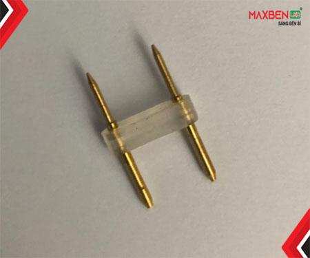 Combo 100 chân ghim đồng nối nguồn và dây led 220V