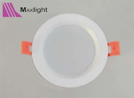 Bộ đèn led âm trần tròn siêu mỏng Maxlight ML247