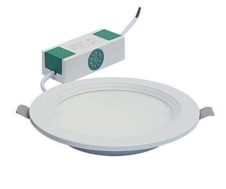 Bộ đèn âm trần siêu mỏng 20mm 8W/12W Ø90-125
