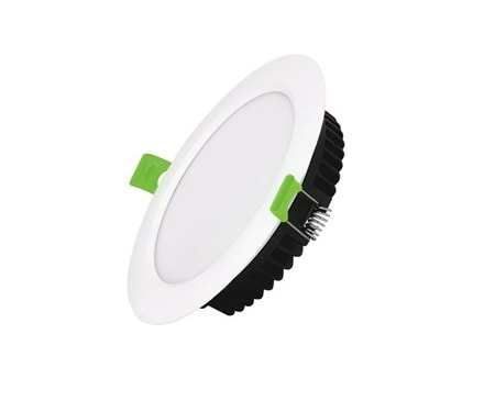 Đèn 3 màu âm trần RUBY 12W/Ø110 chip SAMSUNG