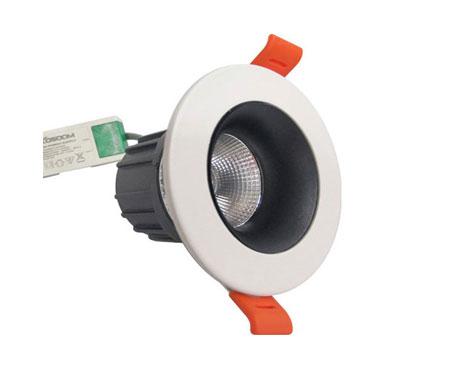 Đèn led mắt trâu âm trần 15W/Ø95-105 chip COB
