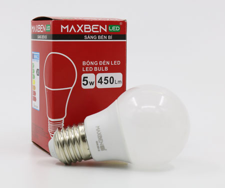 Đèn led bulb 5W