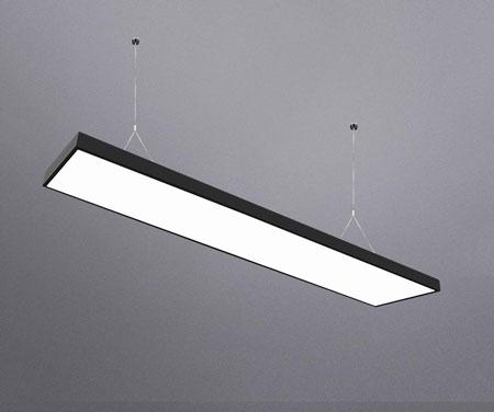 Bộ đèn hộp thả trần 36W 40W 1.2m cho văn phòng