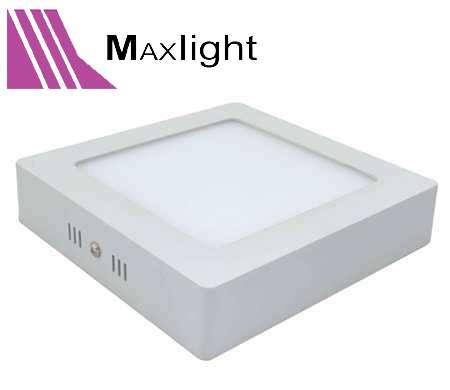 Bộ đèn led ốp trần nổi vuông - Maxlight