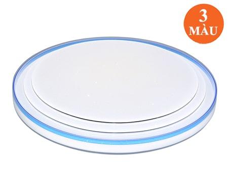 Đèn led ốp trần Sapphire 36W/Ø480