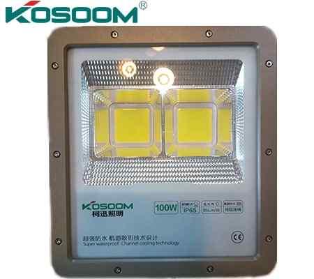 Bộ đèn pha LED 50W 100W 200W KOSOOM