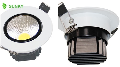 den led am tran downlight
