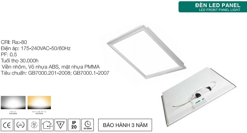 den led panel am tran kosoom