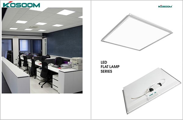 ung dung den led panel 600x600