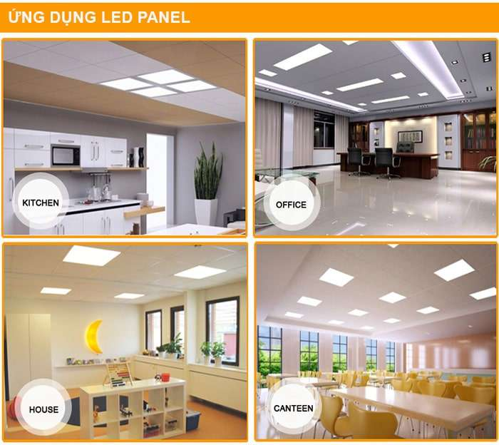 ung dung den led panel kosoom
